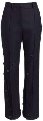 Rokh Slash Kick-Flare Pants