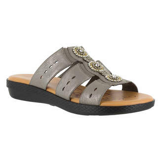 Easy Street Shoes Nori Womens Slide Sandals