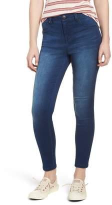 1822 Denim Butter High Rise Skinny Jeans (Rinse)