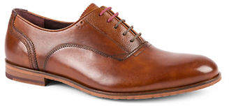 Ted Baker Willah Leather Oxfords