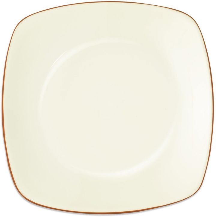 NoritakeNoritake® Colorwave Square Platter in Terra Cotta