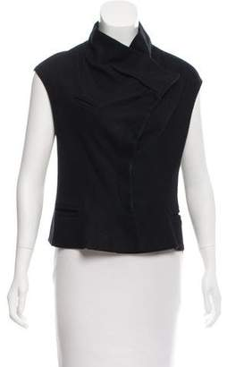 Isabel Marant Cowl Neck Sleeveless Top