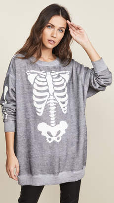 Wildfox Couture X Ray Vision Sweatshirt