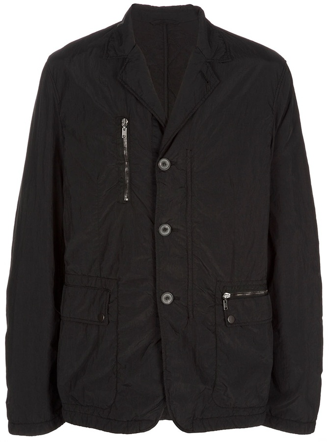 Lanvin Jacket with zips