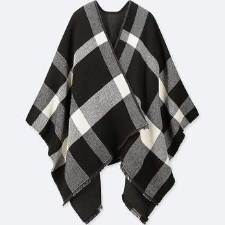 Uniqlo Big Check 2-way Stole