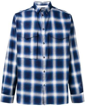 Natural Selection Lambeth checked shirt