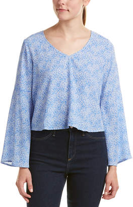 Eight Sixty Bell Sleeve Blouse