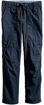 H&M Cargo Pants - Blue