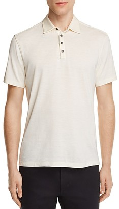 John Varvatos Collection Hampton Slim Fit Polo Shirt $198 thestylecure.com
