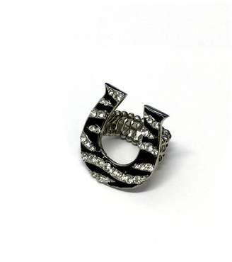 Jchronicles Horse Shoe Stretch Ring