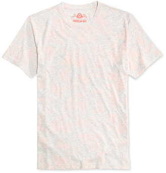 American Rag Men's Floral T-Shirt, Created for Macy's $12.98 thestylecure.com