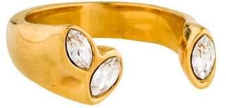 Vita Fede 3 Marquis Crystal Ring