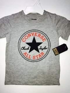 Converse Bassket.com Boys Tshirts 4-7 Years
