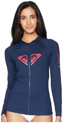 Roxy Essentials Hoodie Lycra Women's Swimwear