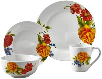Tabletops Gallery Grace 16-pc. Dinnerware Set