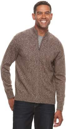 Croft & Barrow Men's Full-Zip Sweater