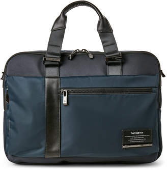 Samsonite Blue Open Road Laptop Briefcase