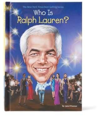 Ralph Lauren Who Is Ralph Lauren?