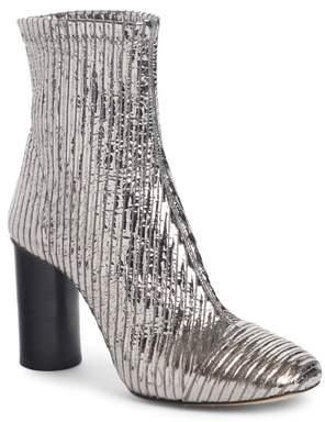Isabel Marant Rillyan Metallic Sock Bootie
