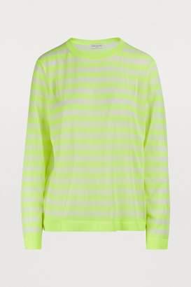 2a78cc1d4e Dries Van Noten Striped sweater