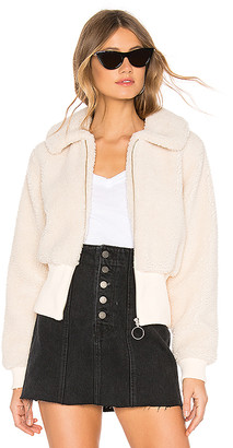 Lovers + Friends Coco Zip Up Jacket