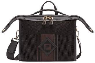 Fendi FF logo messenger bag