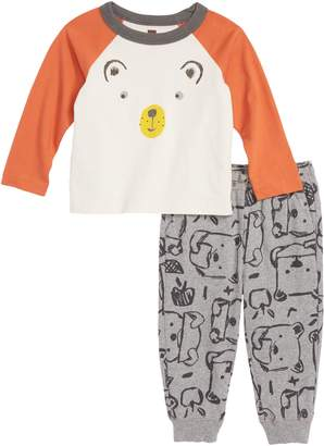 Tea Collection Osito T-Shirt & Pants Set