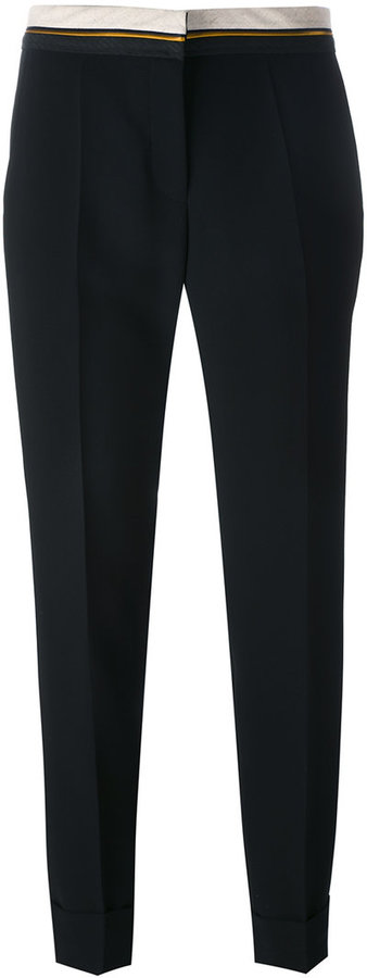 Barbara Bui Barbara Bui tailored cropped trousers