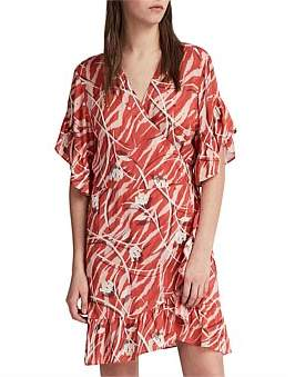AllSaints Marlow Kazuno Dress