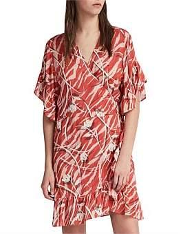AllSaints Marlow Kazuno Dress