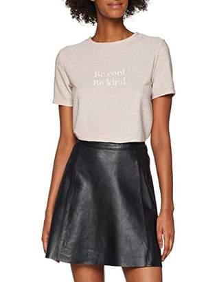 New Look Women's 5939318 T-Shirt,(Size:16)