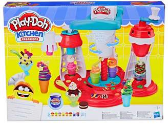 Play-Doh Boys Kitchen Creations Ultimate Swirl Ice Cream Maker