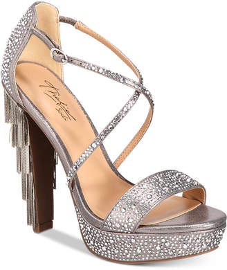 Thalia Sodi Arlie Platform Sandals, Created for Macy's Women's Shoes