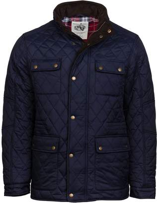 Men's Raging Bull Big and Tall Quilted Field Jacket