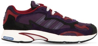 Temper Run Leather & Mesh Sneakers