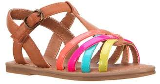 Nina Thereasa Ankle Strap Sandal (Walker & Toddler)