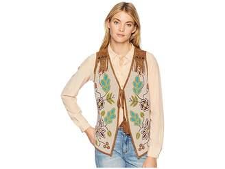 Double D Ranchwear Cherokee Rose Vest