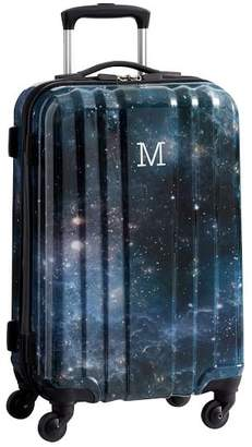 Pottery Barn Teen Channeled Hard-Sided Galaxy Carry-on Spinner, 22&quot