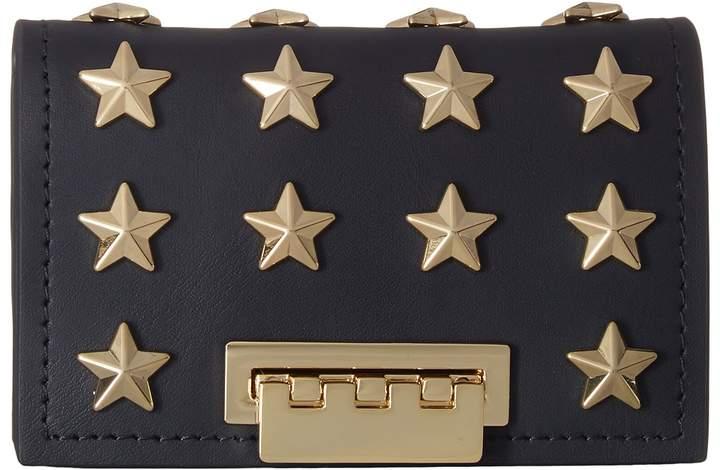 ZAC Zac Posen - Earthette Card Case with Chain - Star Stud Handbags