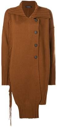 Ivan Grundahl asymmetric cardi-coat