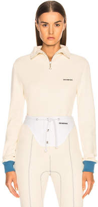 Calvin Klein Turtleneck Zip Sweater