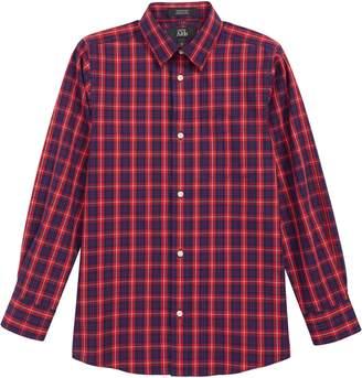 Nordstrom Tartan Dress Shirt