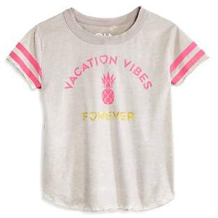 Chaser Girls' Vacation Vibes Forever Tee - Little Kid, Big Kid