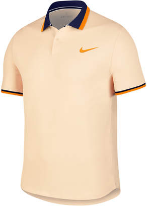 Nike Men's Court Advantage Dri-fit Tennis Polo