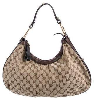 Gucci Interlocking G Medium Hobo