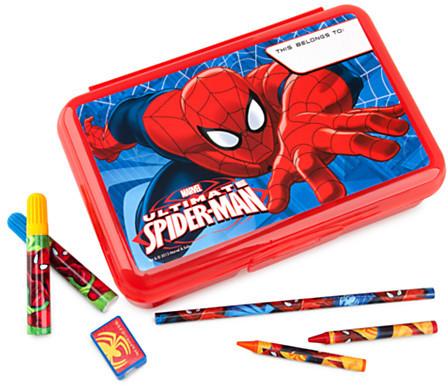 Disney Spider-Man Pencil Box
