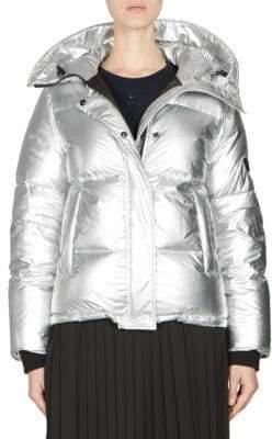 Kenzo Metallic Puffer Jacket