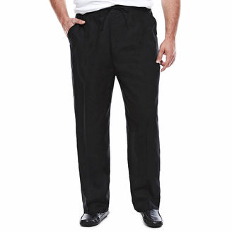 Steve Harvey Drawstring Pants - Big & Tall $80 thestylecure.com