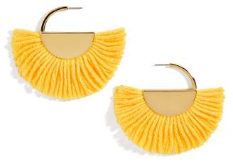 BaubleBar Bonita Hoop Earrings