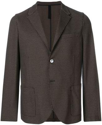 Harris Wharf London Unstructured Two-Button blazer